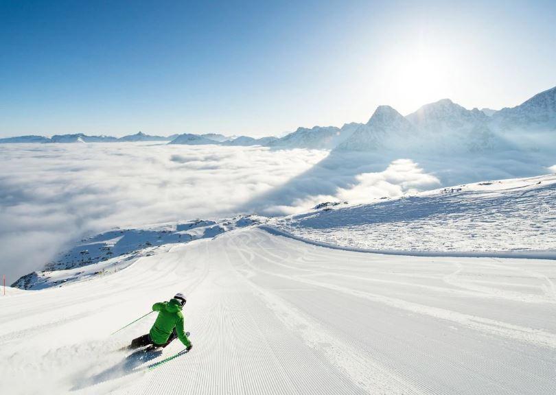 Bollettino delle Piste Saint Moritz